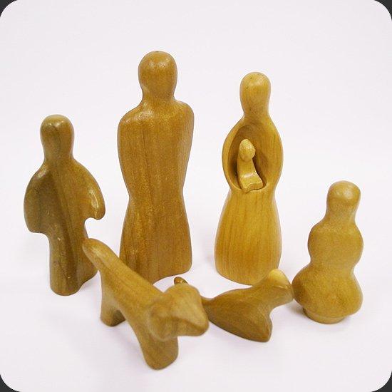 ヴィンテージアイテム:イタリアの彫刻家、Antonio Vitaliによる木製の玩具