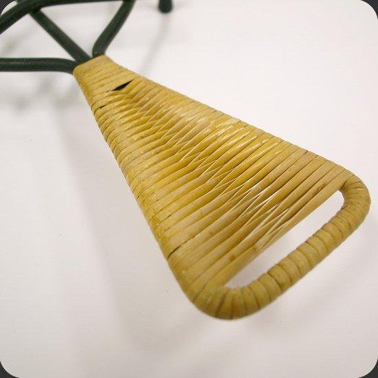 ヴィンテージアイテム:50年代のデンマーク製の魚をモチーフとした鍋敷き