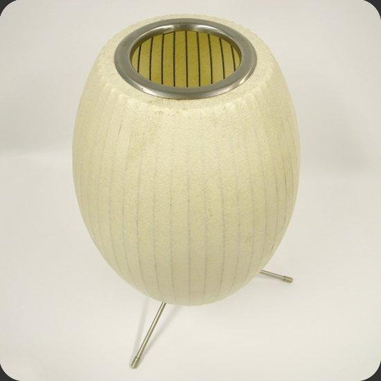 ヴィンテージアイテム:ジョージ・ネルソンによるバブル・ランプシリーズのランプ