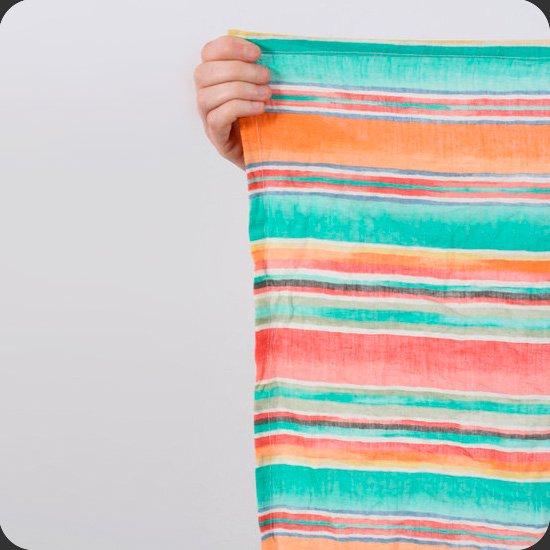 Deck Towel:Boudewijn/Made in New York from Irish linen