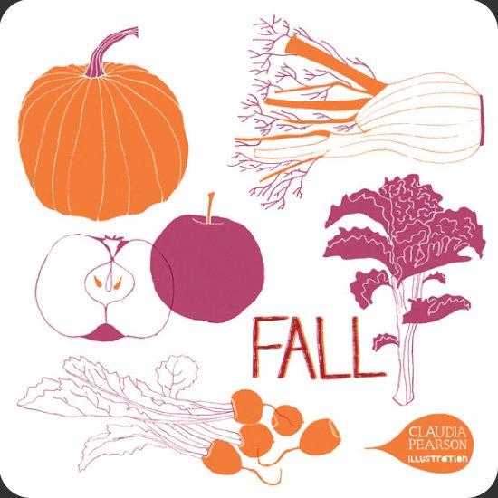 Fall イラスト