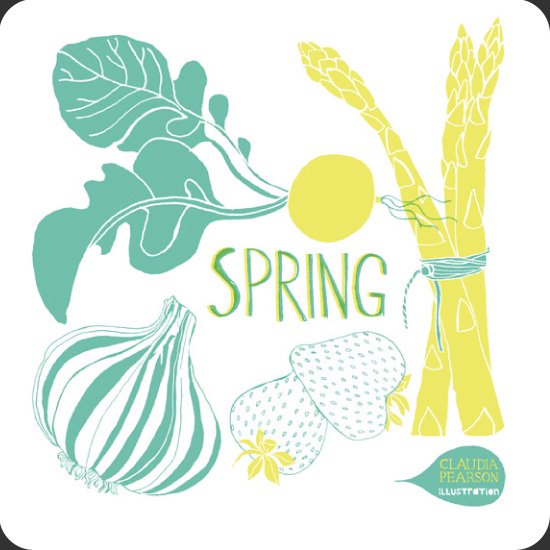 Spring イラスト