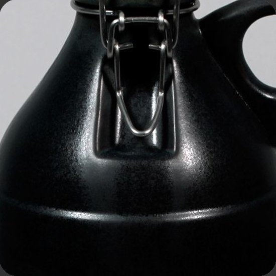Portland Growler Co.:The Grigri / Matte Black