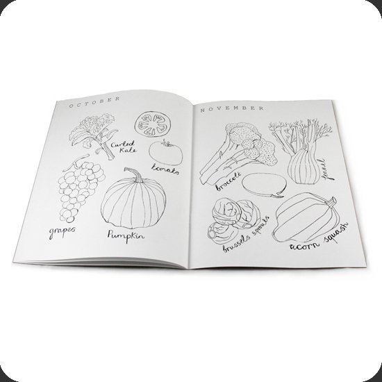Claudia Pearson / カラーリングノート