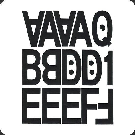 DURO MEDIUM Lサイズ フォント