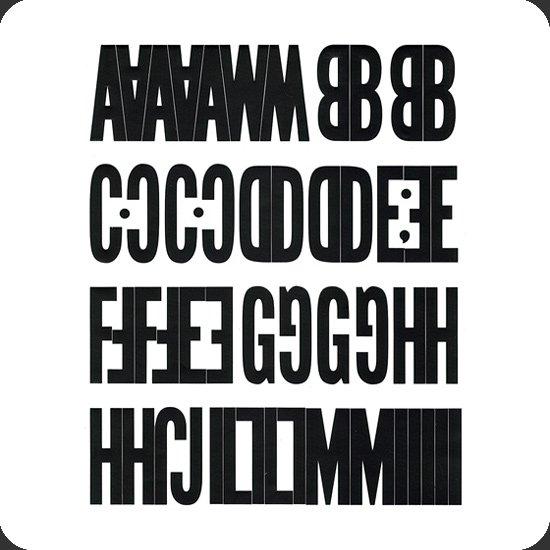 GOTHIC Mサイズ フォント