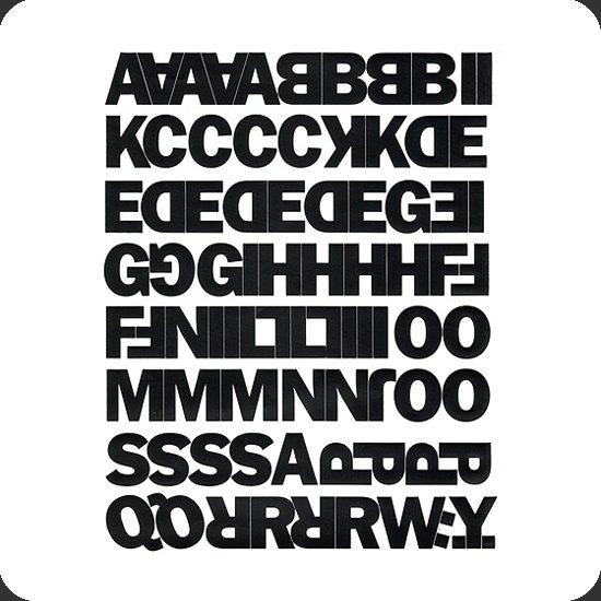 GOTHIC Sサイズ フォント