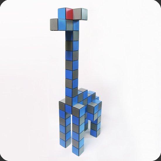 ヴィンテージアイテム:ヴェルナー・パントンによる名作 'Pantonaef Giraffe'