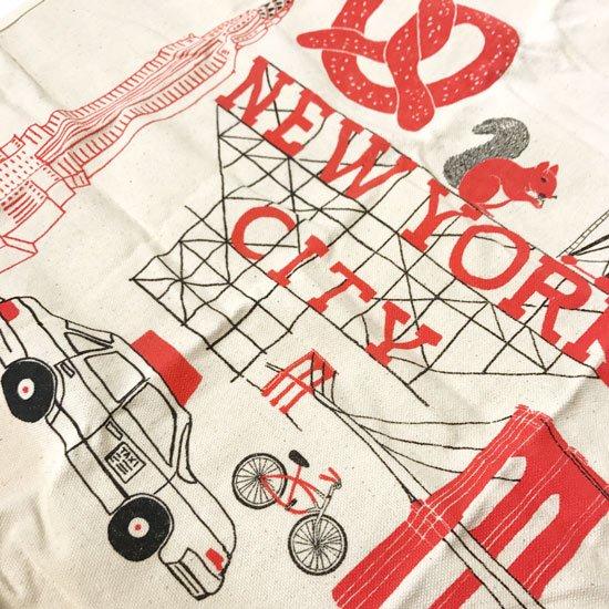 ニューヨークを題材にしたイラスト