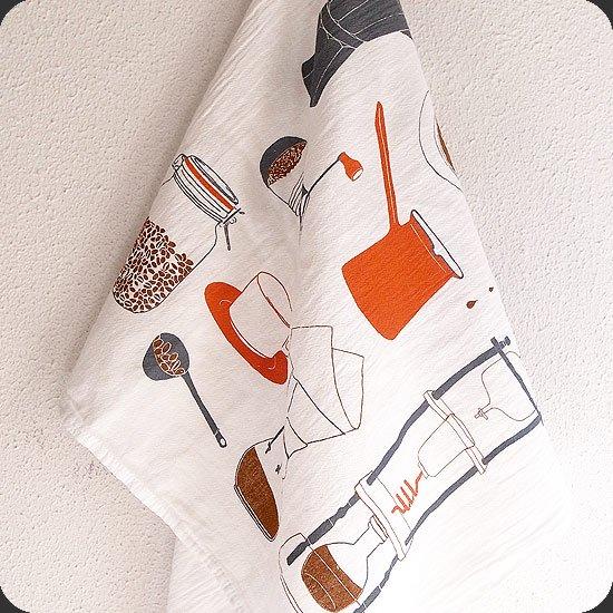 Claudia Pearson : Coffee Tea Tea Towel
