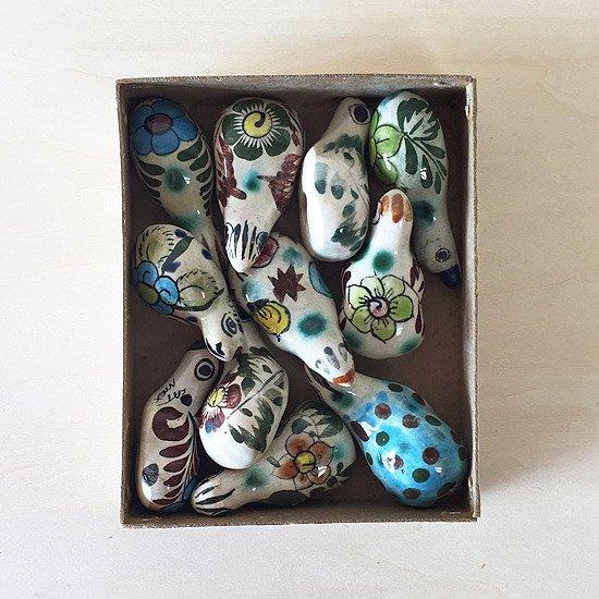 BRUTUS 郷古骨董店:トナラの陶器