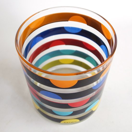 KATJA社が80年代に作っていたグラス