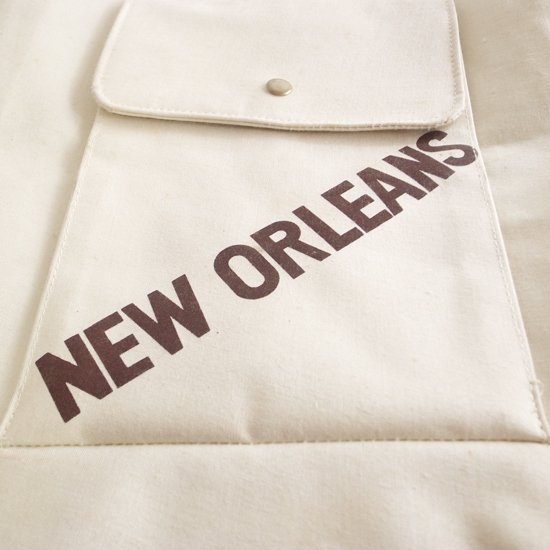 Vintage Accessories: Tote Bag / New Orleans