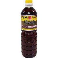 【カネヨ/かねよ】 母ゆずり 淡口 1 リットル 【九州 鹿児島 醤油 味噌 しょうゆ みそ うすくち 料理用】