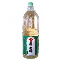 【福山酢 醸造 やましげ】 100% 醸造酢 1800ml ハンディー ボトル 【九州 鹿児島 酢 ヤマシゲ 料理用】