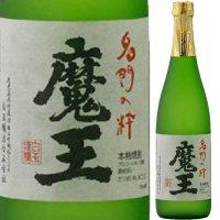 【プレミアム焼酎】 魔王 720 ml 25度 4合 【白玉醸造 すえよし酒店 芋焼酎】