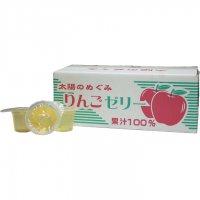 果汁 100% ゼリー BOX りんご味 【贈答 ギフト 九州 全国 特産品】