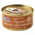 猫缶 イワシ&サバ SARDINE WITH MACKEREL 70g