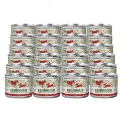 New ジーランディア ビーフ 185g 24缶/ケース