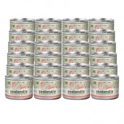 New ジーランディア サーモン 185g 24缶/ケース