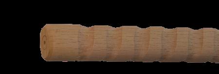 空柄ラセンハード加工仮枠ハンマー柄(樫)450/600ミリ