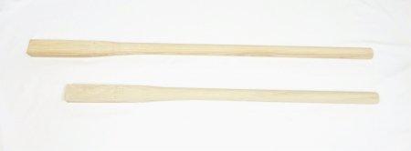 唐鍬柄 (ナラ材)