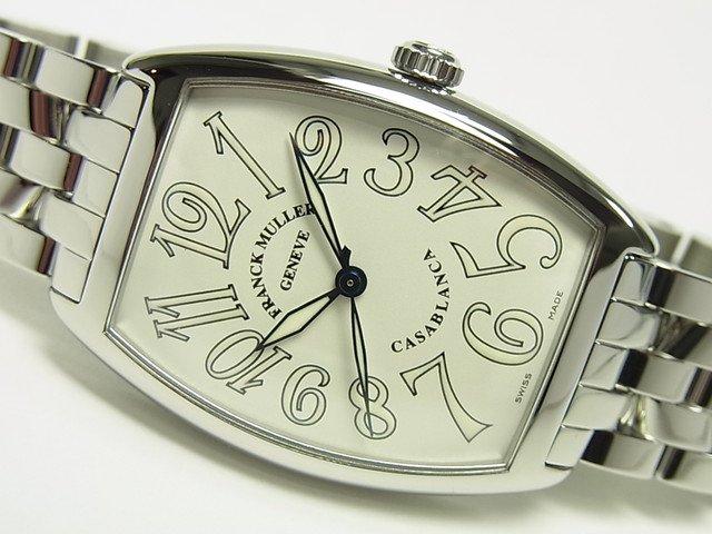 フランク・ミュラー カサブランカ 2852 ホワイト ブレス 正規品