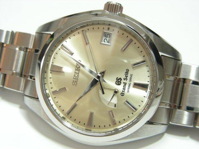 check out 85fa1 e936a グランド・セイコー 9Rスプリングドライブ SBGA001 - 腕時計専門 ...