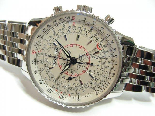 online retailer ae72a 2000b ブライトリング モンブリラン・ダトラ シルバー ブレスレット - 腕時計専門店THE-TICKEN(ティッケン) オンラインショップ