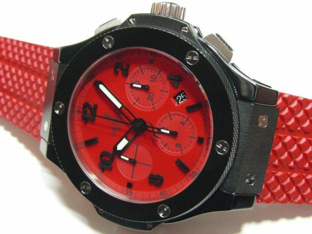 new style 4dec1 f1eef ウブロ ビッグバン レッドマジック 250本限定 - 腕時計専門店THE ...
