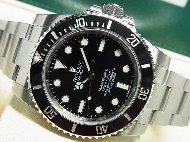 competitive price 847c4 a0937 ロレックス サブマリーナ・ノンデイト 114060 ランダム 正規品 - 腕時計専門店THE-TICKEN(ティッケン) オンラインショップ