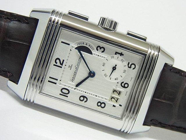 ジャガー・ルクルト レベルソ グランド・GMT Q3028420
