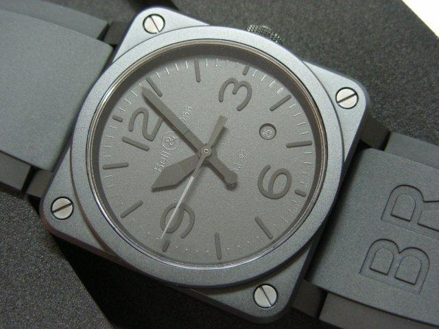 ベル&ロス BR03-92 ファントム セラミックケース 正規品