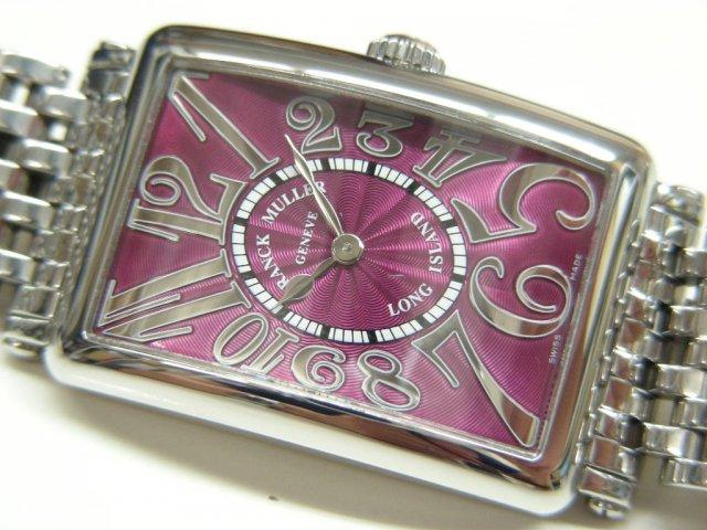 new arrival 74006 74edc フランク・ミュラー ロングアイランド・レリーフ レディース(ボーイズ)  - 腕時計専門店THE-TICKEN(ティッケン) オンラインショップ