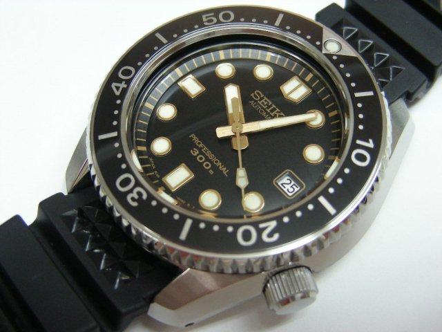 セイコー ヒストリカル・コレクション プロフェッショナル・ダイバー・300M SBDX003