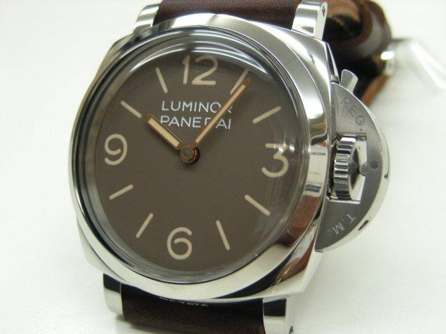 パネライ ルミノール1950 3デイズ 47MM アッチャイオ PAM00663
