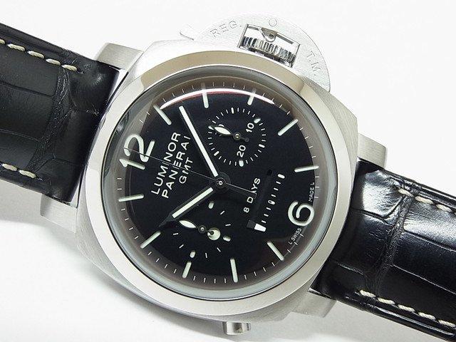 パネライ ルミノール1950・GMT モノプルサンテ PAM00275 J番