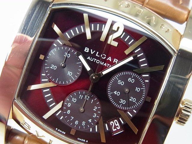 newest 2f28a 46aca ブルガリ アショーマ・クロノグラフ 48MM 18KPG 99本限定  - 腕時計専門店THE-TICKEN(ティッケン) オンラインショップ