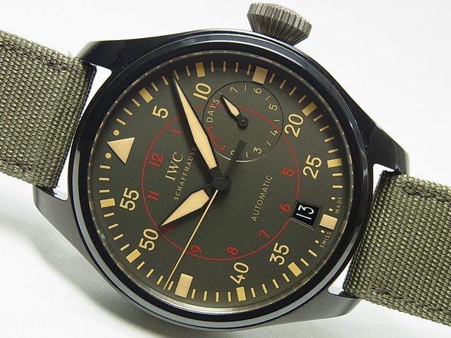 IWC ビッグパイロット・トップガン ミラマー IW501902