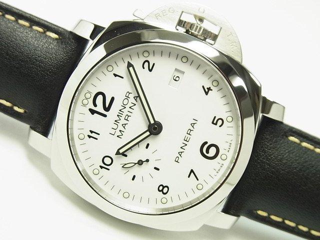 パネライ ルミノール・1950 3DAY'S 白 PAM00499 R番