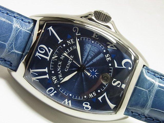 フランク・ミュラー マリナー ブルー 8080SCDTMAR 正規品