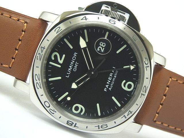パネライ ルミノール・GMT 1st PAM00023 B番