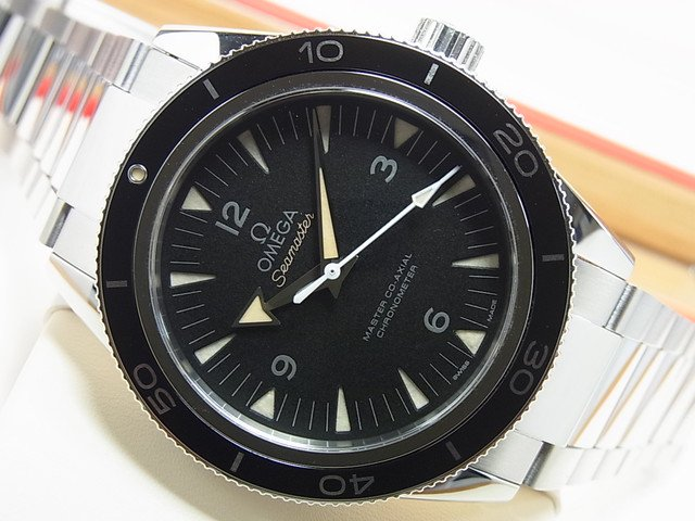 best service 5fbe7 6060a オメガ シーマスター300 マスター・コーアクシャル 41MM - 腕時計専門店THE-TICKEN(ティッケン) オンラインショップ