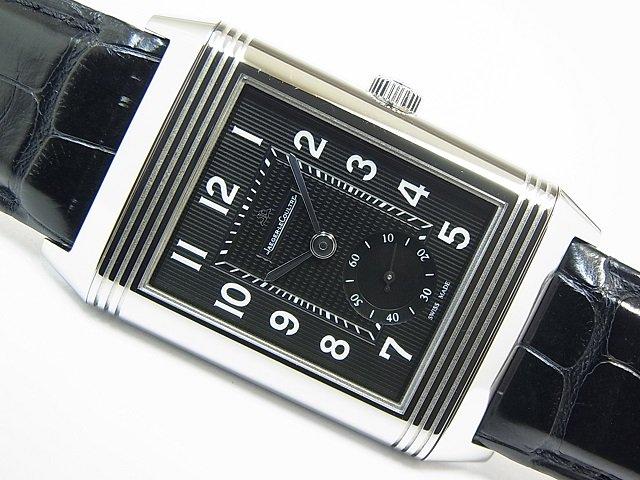 ジャガー・ルクルト グランド・ レベルソ 976 ブラック 正規品