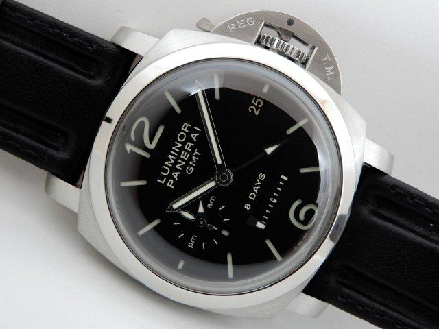 パネライ ルミノール1950・8DAY'S・GMT PAM00233 O番