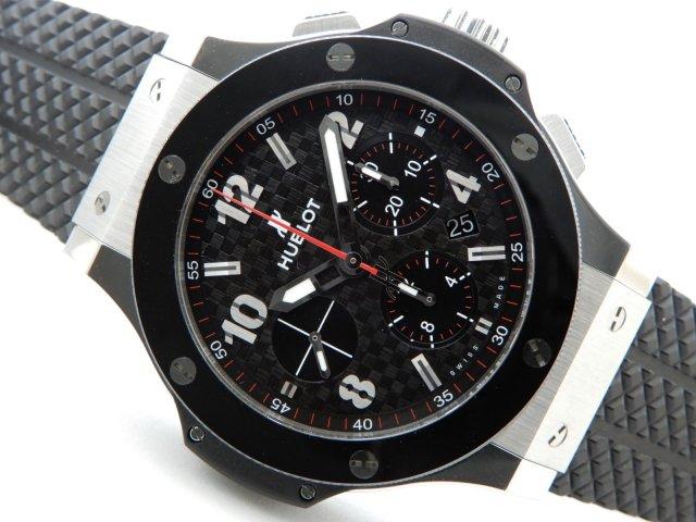low priced 77ce2 48571 ウブロ ビッグバン スチール/セラミック 301.SB.131.RX 正規品 - 腕時計専門店THE-TICKEN(ティッケン) オンラインショップ