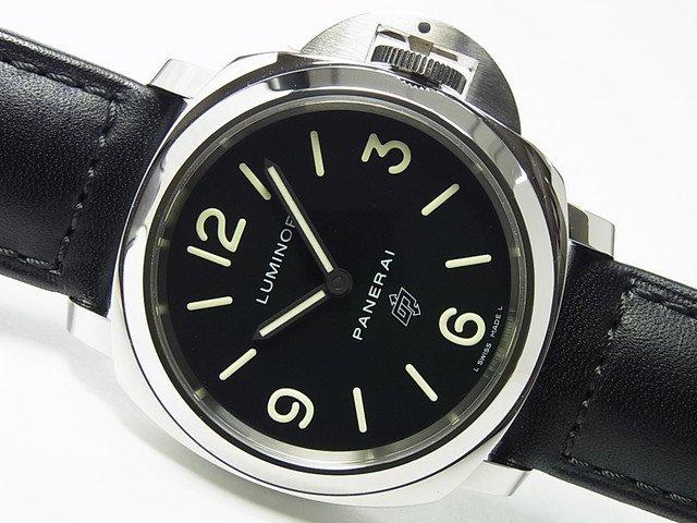 パネライ ルミノール・ベース ロゴ アッチャイオ PAM01000 正規