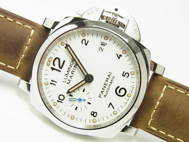 パネライ ルミノール1950・3DAY'S 42MM 白 PAM01523 S番