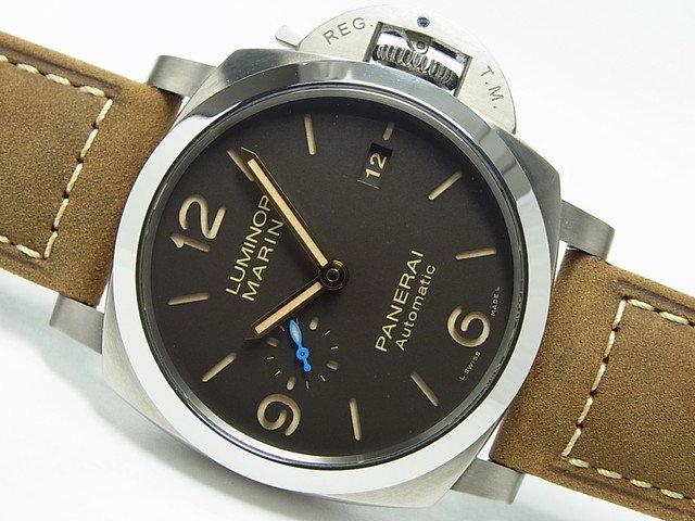 パネライ ルミノール1950・3DAY'S チタニオ PAM01351 T番 正規
