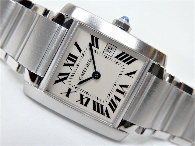 カルティエ タンクフランセーズ MM W51011Q3